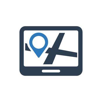 Address, Destination Icon