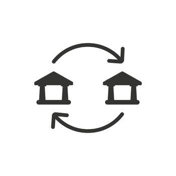 Bank Transaction Icon