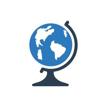 Global Atlas Icon