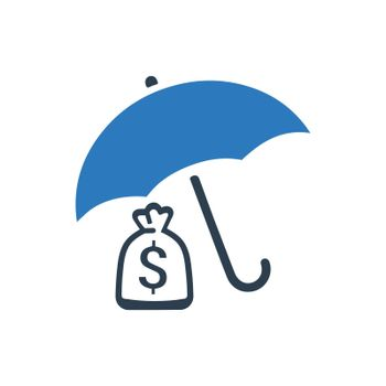 Financial Protection Icon