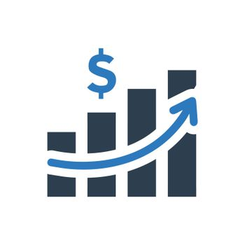 Financial Growth Icon