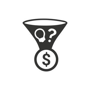 Idea Make Money Icon