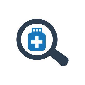 Find Medicine Icon
