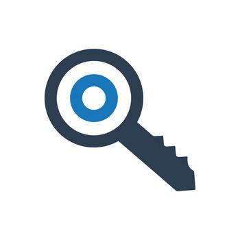 Keyword Targeting Icon