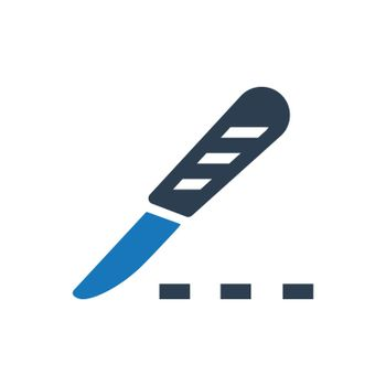 Surgery Knife Icon