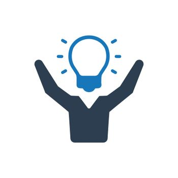 Brainstorming, Solution Icon