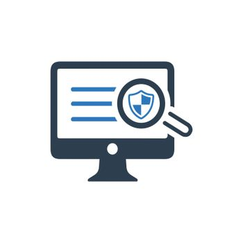 Protect Personal Data Icon