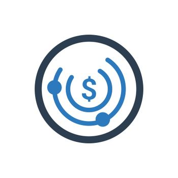Scan Money Icon