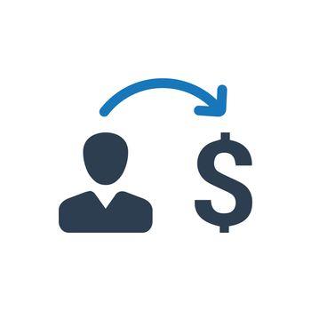 Money Sending Icon