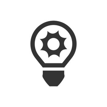 Brainstorming, idea icon