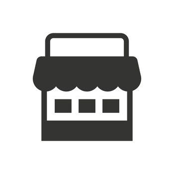 Store, Shop Icon