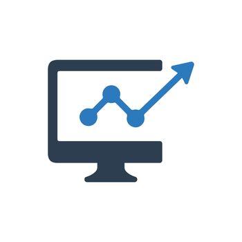 Marketing Trend Icon