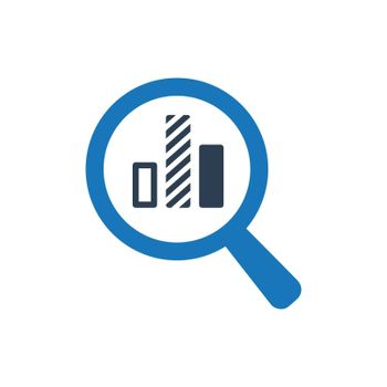 Research Business Report Icon