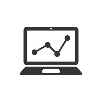 Graphical Analysis Icon