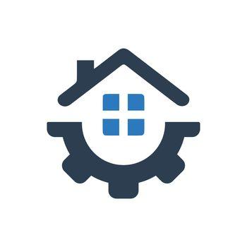 Real Estate Service Icon