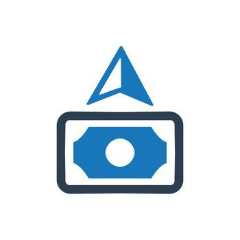 Cash Debited Icon