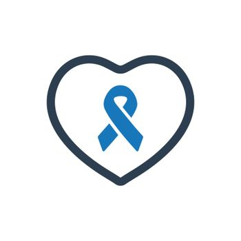 Heart Awareness Icon