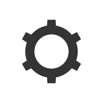 Configuration, gear icon