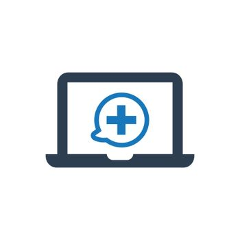 Online Medical Care Icon