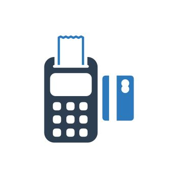 Credit Card Swipe Icon