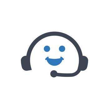 Customer helpline icon