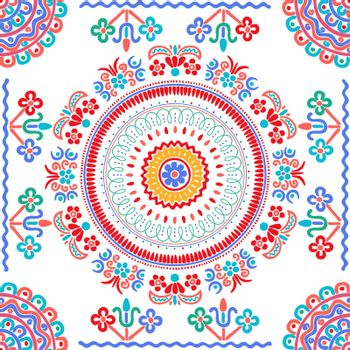 Hungarian embroidery pattern 127