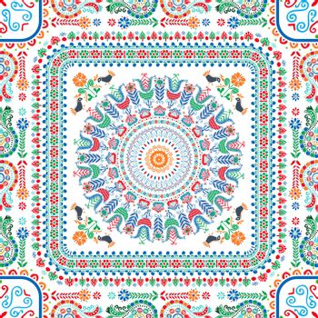 Hungarian embroidery pattern 139