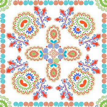 Hungarian embroidery pattern 130
