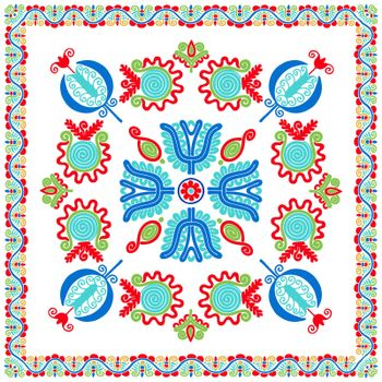Hungarian embroidery pattern 115