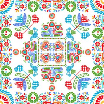 Hungarian embroidery pattern 109