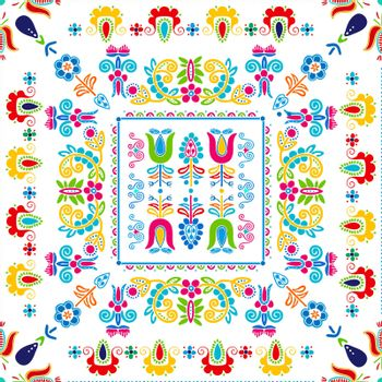Hungarian embroidery pattern 82