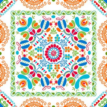 Hungarian embroidery pattern 100