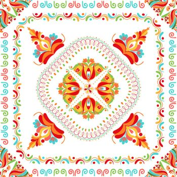 Hungarian embroidery pattern 89