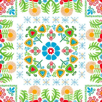 Hungarian embroidery pattern 96