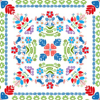 Hungarian embroidery pattern 98