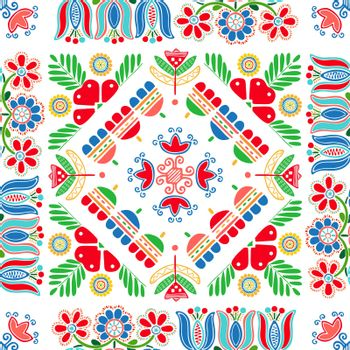 Hungarian embroidery pattern 103