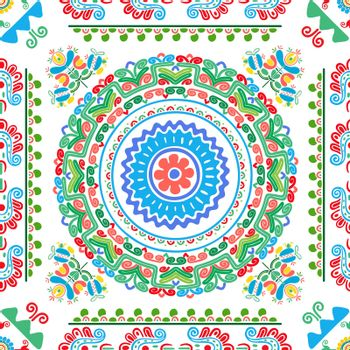 Hungarian embroidery pattern 134