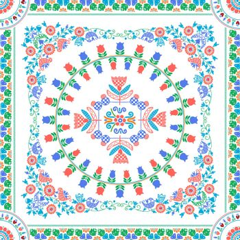 Hungarian embroidery pattern 108