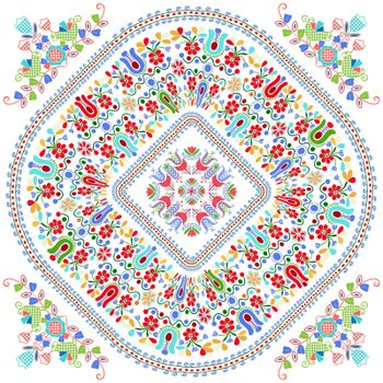 Hungarian embroidery pattern 119