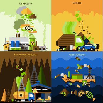 Pollution Design Set