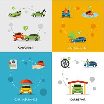 Car Insurance Set
