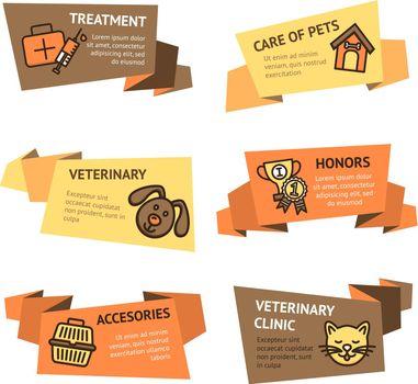 Veterinary Banner Set