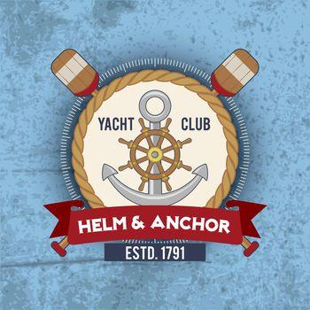 Nautical Emblem Vintage