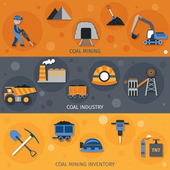 Coal Industry Banners