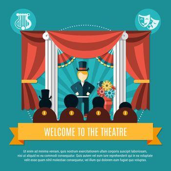 Theatre Colored Concept