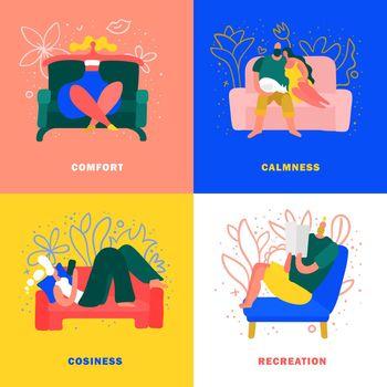 Home Rest 2x2 Concept