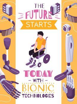 Bionic Prosthesis Isometric Concept