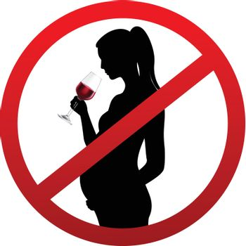 Pregnant Stop Drinking