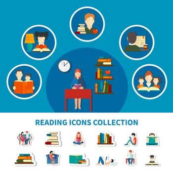 Reading Icons Collection