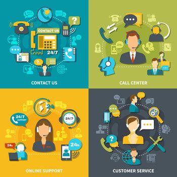 Call Center Design Concept